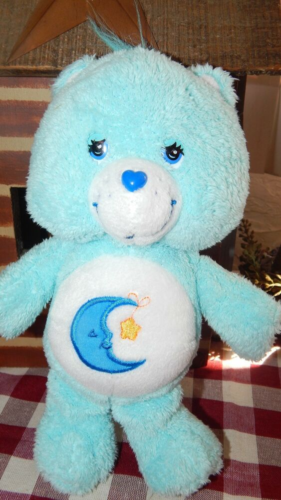 Care Bears Plush Bedtime Care Bear Ultra Soft Stuffed ...
