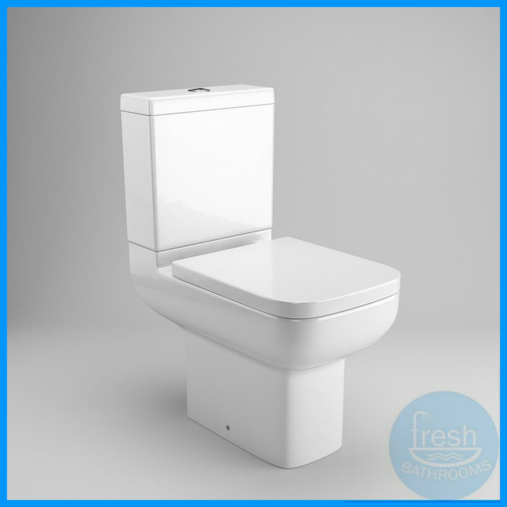 Modern Ceramic Space Saving Toilet  Cheap Cloakroom Close