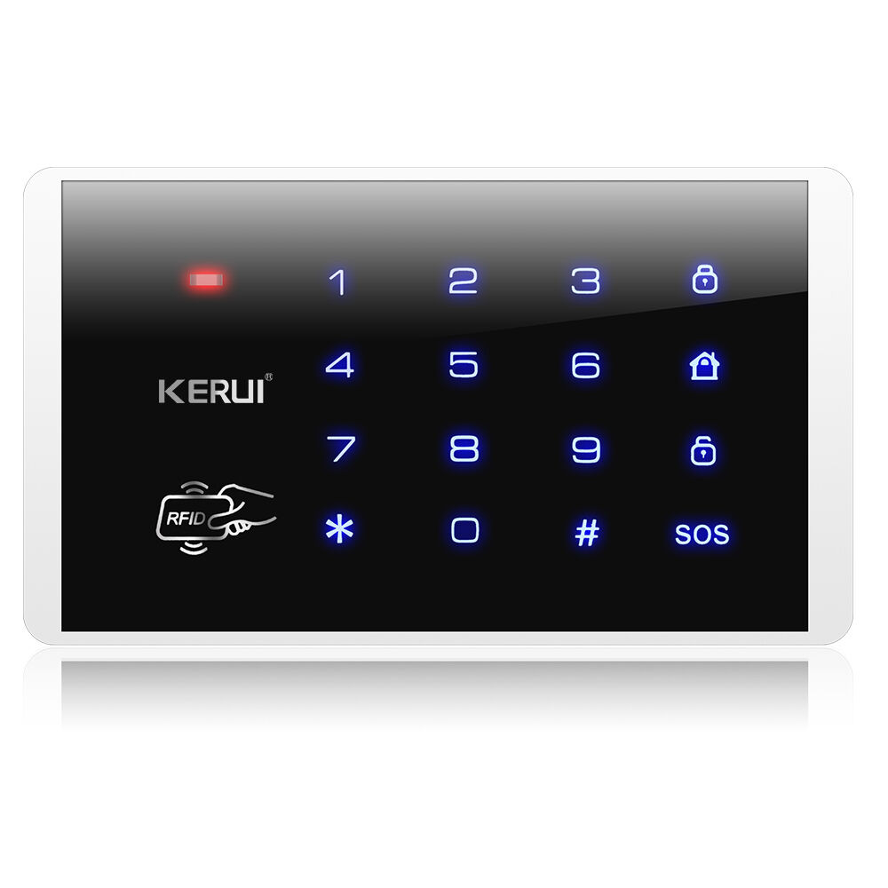 KERUI K16 RFID Touch Keypad For Wireless GSM Alarm System ...