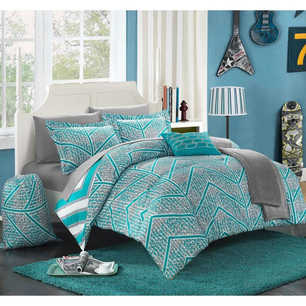Chevron Bed In A Bag 28 Images Gilded Chevron Bed In A