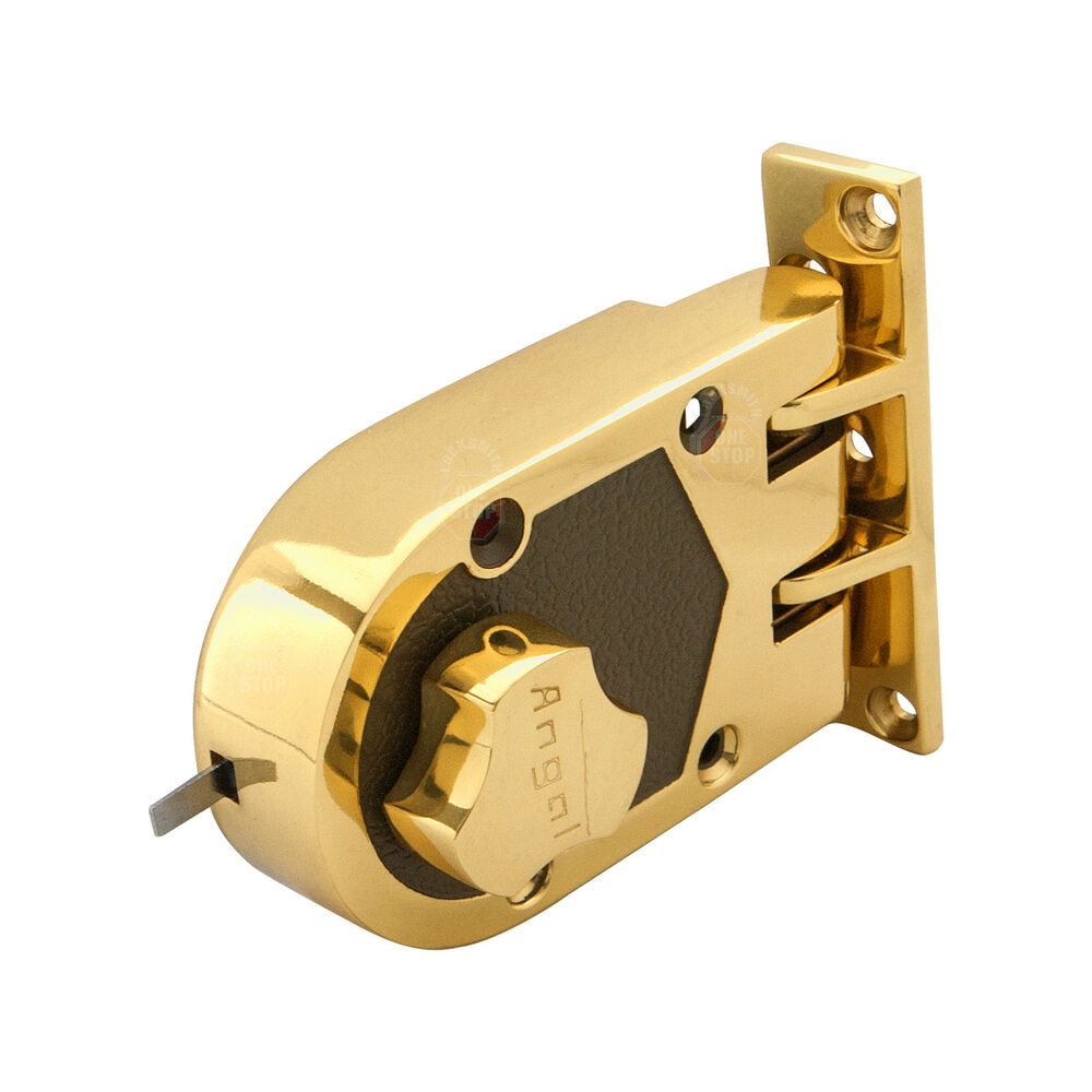 Angal High Security Jimmyproof Lock With Bump Pick Drill