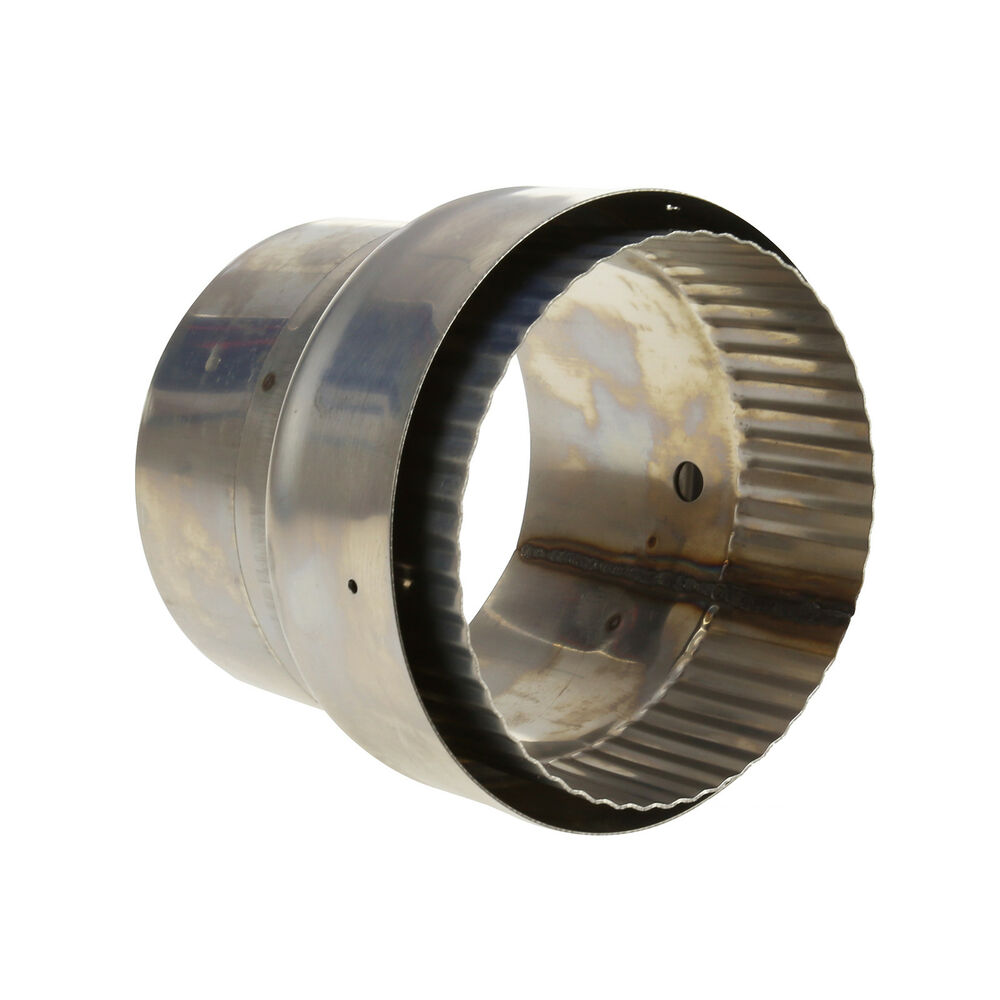 Superior Quality Flue Liner 5 Quot Rigid Adaptor For Wood