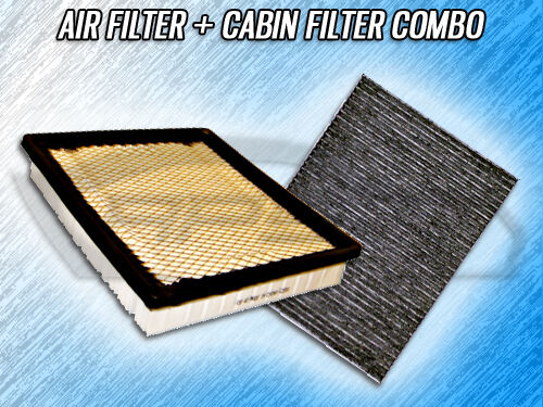 Air filter cabin filter combo for 2002 2003 2004 2005 2006 for 2006 dodge grand caravan cabin air filter location