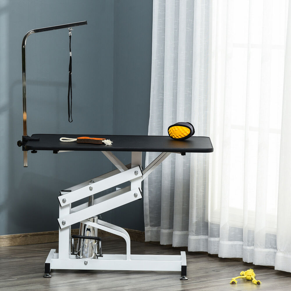Deluxe Professional Z Lift Hydraulic Pet Dog Grooming