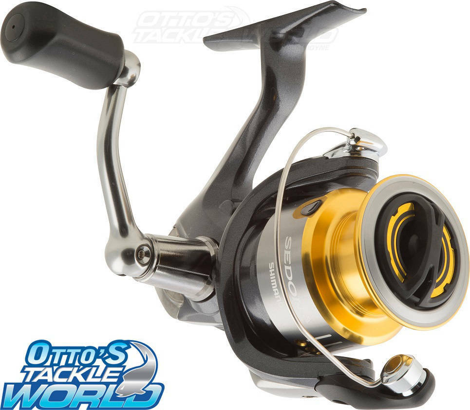 Shimano sedona 4000fe 2015 model spinning fishing reel for Ebay fishing reels shimano