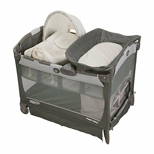Graco Pack N Play PLAYARD, Cuddle Cove Removable Seat BABY ...