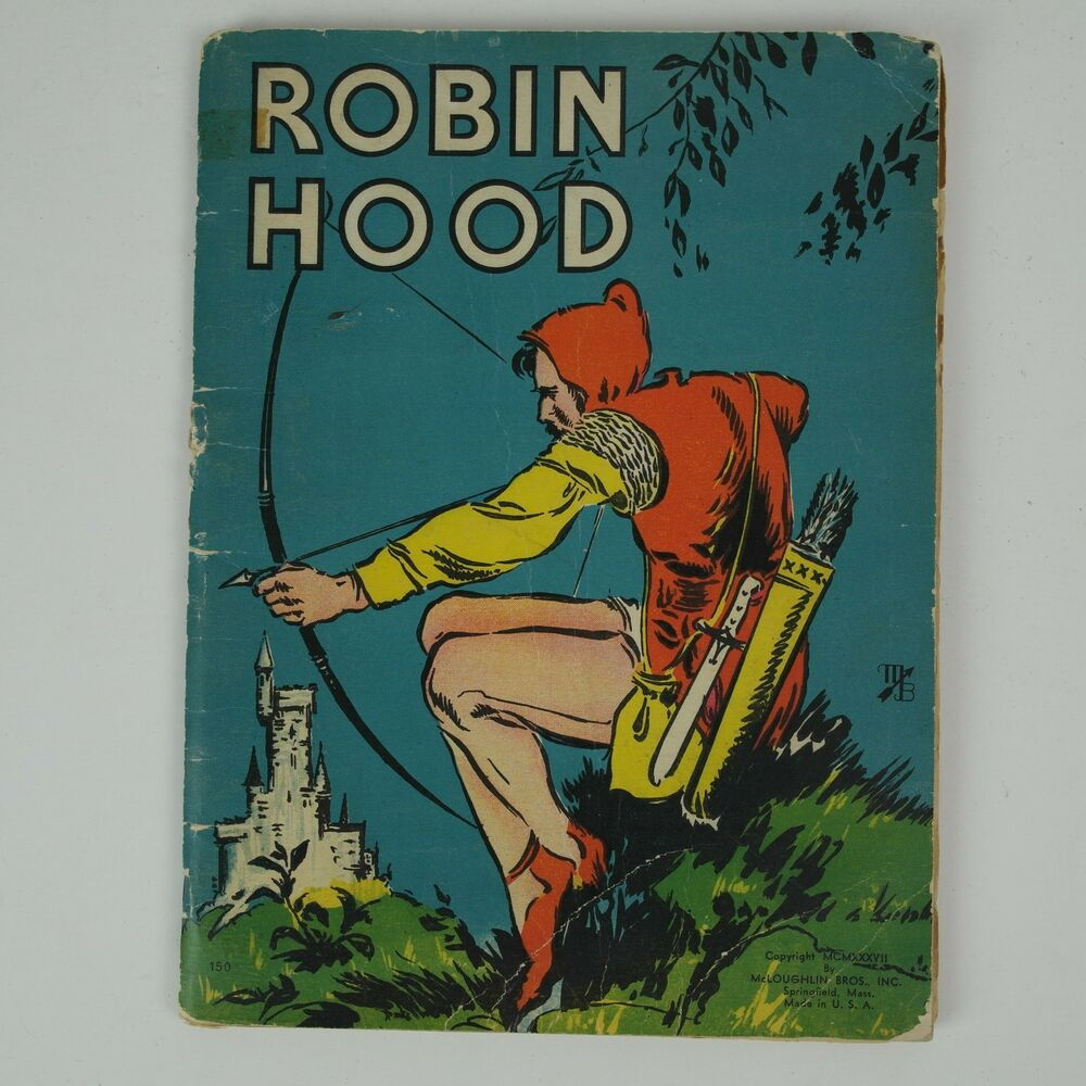 Summary of robin hood and his merry men