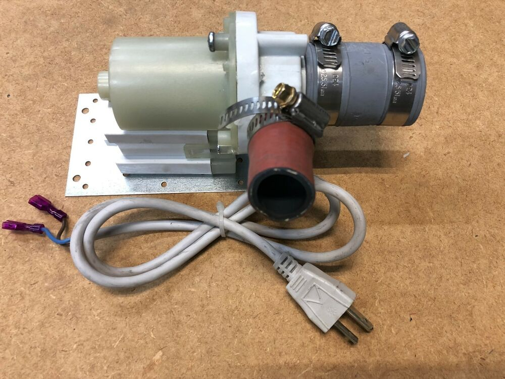 Power Drain Discharge Pump Motor For Spa Pedicure Chairs