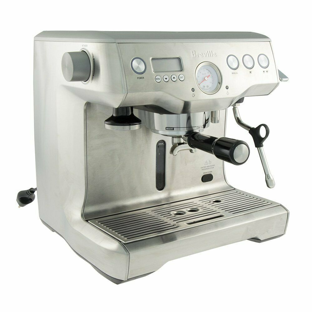 Breville Coffee Maker : Breville BES920XL Dual Boiler Espresso Machine Stainless Steel BES920 NEW! eBay