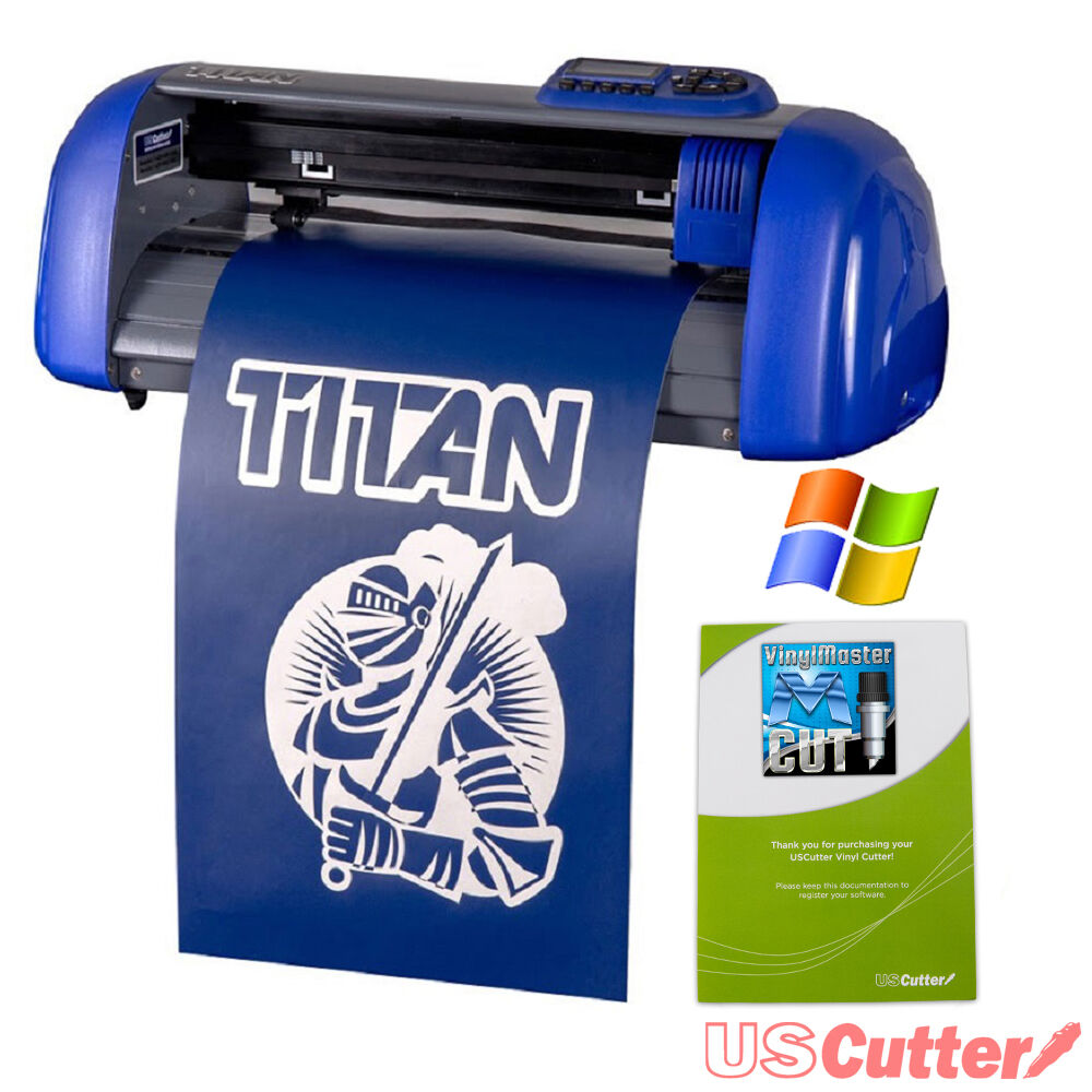15 Quot Table Titan Craft Vinyl Cutter Sign Cutting Plotter