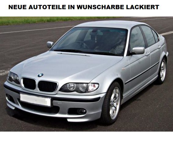 bmw 3er e46 m3 m paket 2 sto stange sto f nger vorne neu. Black Bedroom Furniture Sets. Home Design Ideas