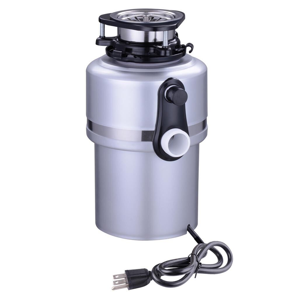 Kitchen 3/4HP Continuous Feed Food Waste Disposer Home