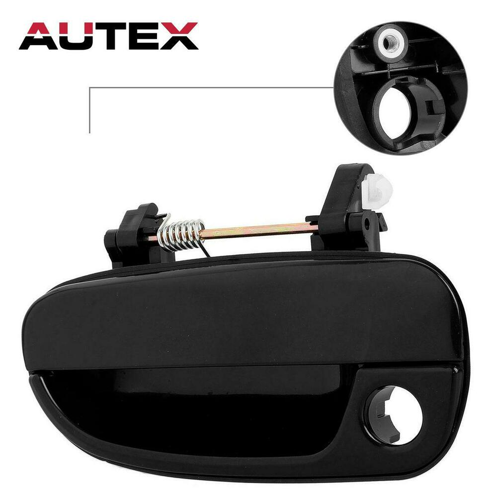 For 2000 2006 hyundai accent outside external front left driver side door handle ebay Hyundai accent exterior door handle