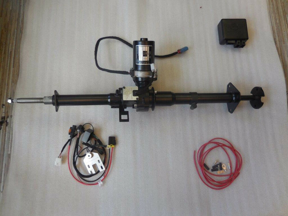 electric power steering for toyota land cruiser fj40 ebay. Black Bedroom Furniture Sets. Home Design Ideas