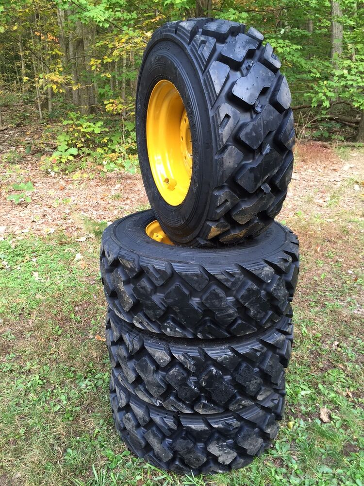 New Holland Tire Rims : Ultra guard mx skid steer tires wheels rims for