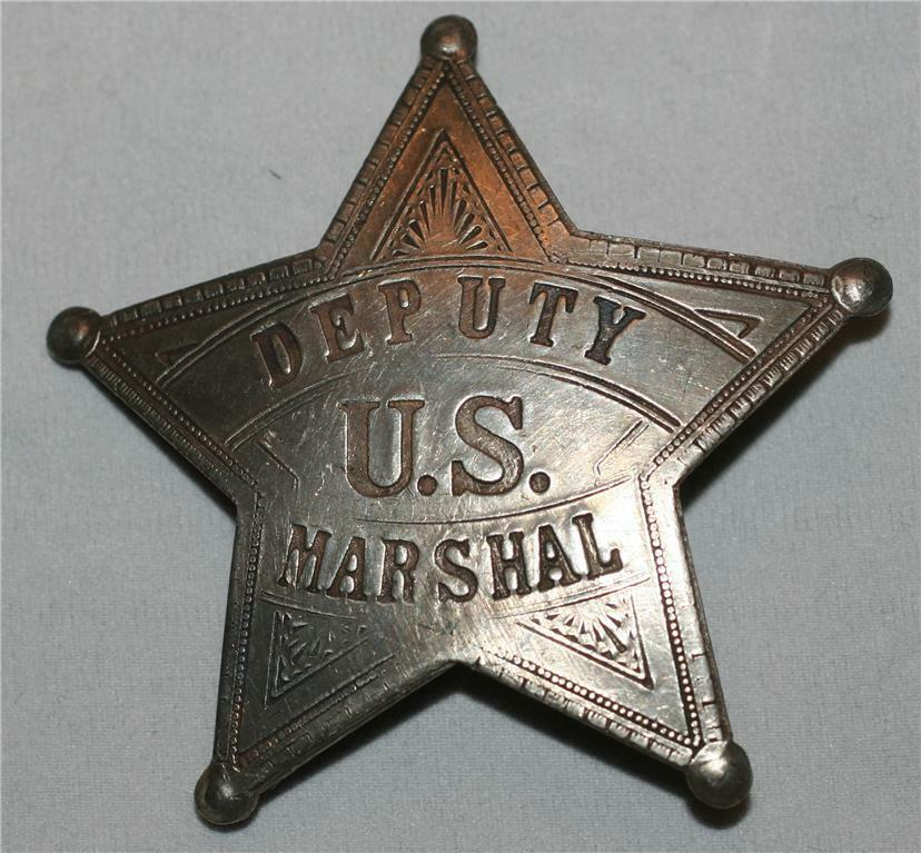Deputy Us Marshal Gunsmoke Tombstone Old West Western Star