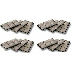 Premium Platinum Charcoal 6 Chamber Filters for Drinkwell Pet Fountain 12 Pk  L*