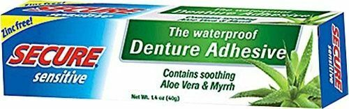 Secure Denture Adhesive >> Bioforce Secure Sensitive Denture Adhesive - 1.4 Oz *BEST MATCH* Free Shipping | eBay