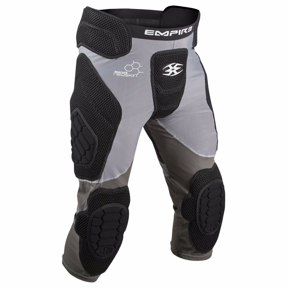 Empire Neoskin Slide Shorts With Knee Pads - Youth ... Paintball Gear And Protection