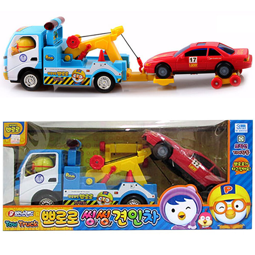 Toys Tow Truck 10