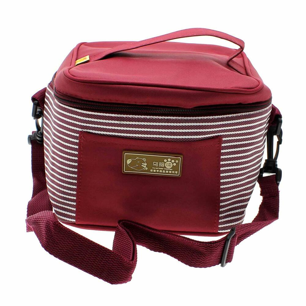 Popular Portable Insulated Outdoor Picnic Lunch Box Carry