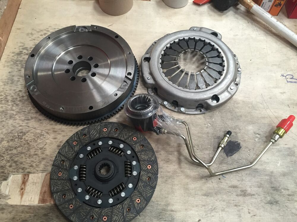 how to change a clutch freelander