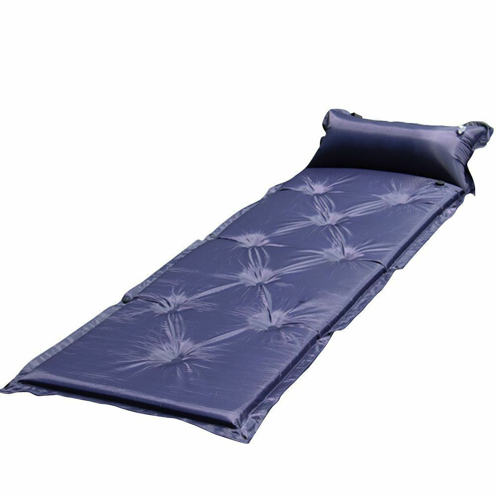 Camping Mattress: Self-Inflating Mattress Inflatable Air Mat Camping Hiking