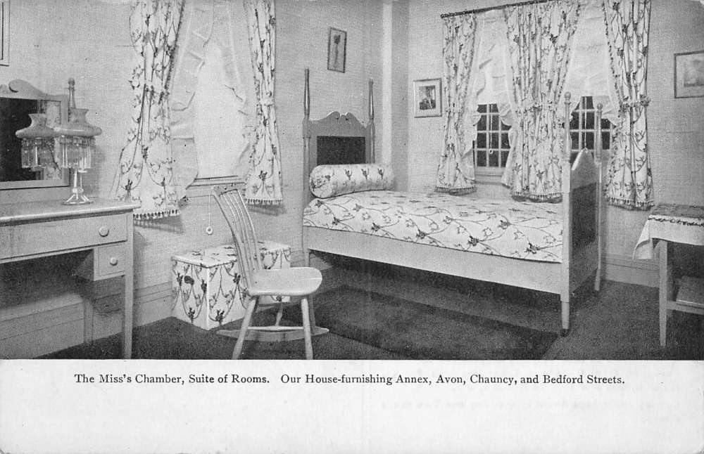 Set Of 8 Boston Massachusetts Jordan Marsh Co Furniture Ad Antique Pc J40841 Ebay
