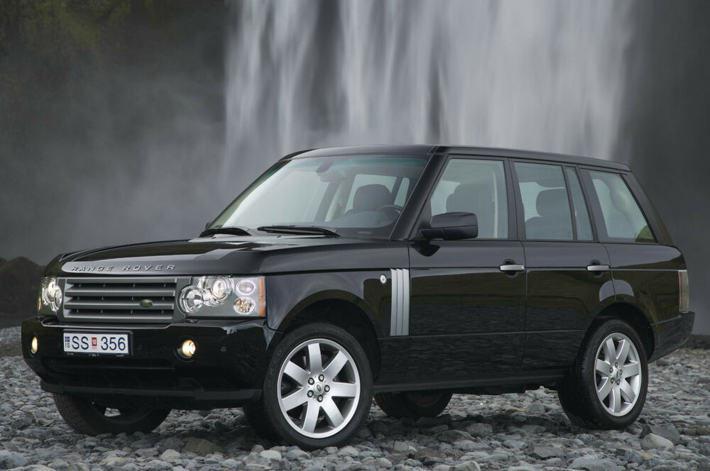 Range Rover L322 Workshop Manual Ebay