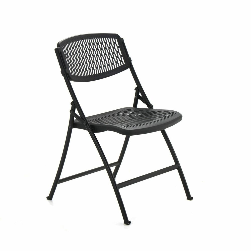 Mity Lite Flex e Folding Chair Black FREE SHIPPING