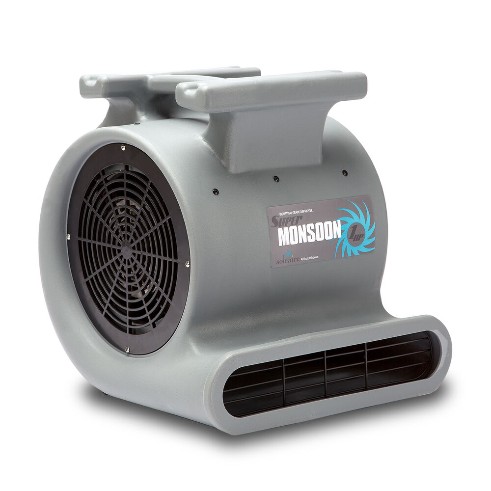 Soleaire 174 Super Monsoon 1hp Commercial Janitorial Air