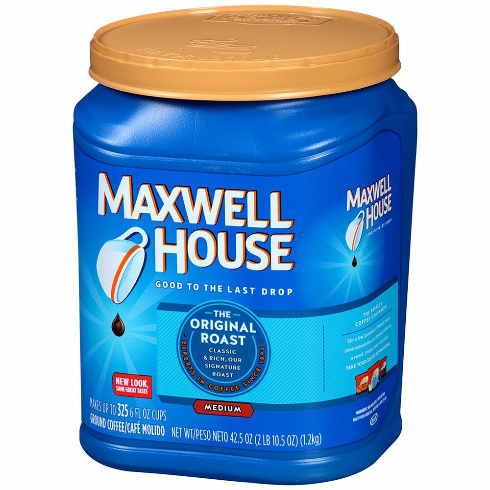 Maxwell House Coffee Home Page
