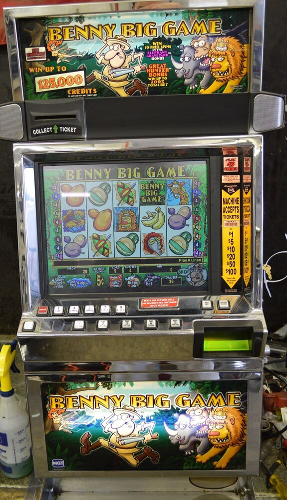 Video Game Slot