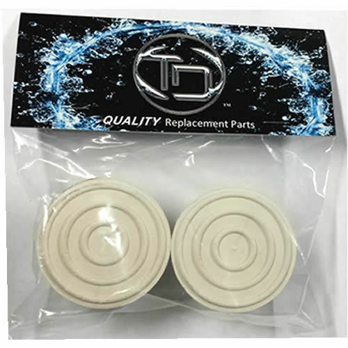 2 Pack Swimming Pool Ladder End Rubber Bumper Guards Ebay