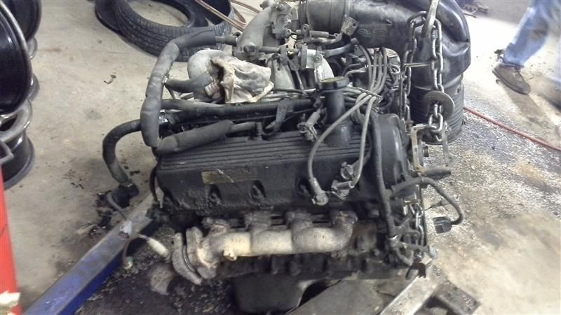97 98 FORD F150 ENGINE 4.6L VIN 6 8TH DIGIT WINDSOR 6 BOLT ...