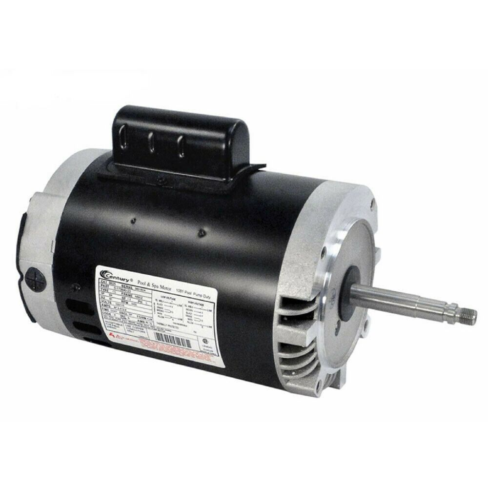 Pb4 60 replacement motor ao smith b625 56cz 3 4 hp pool for Polaris booster pump motor replacement