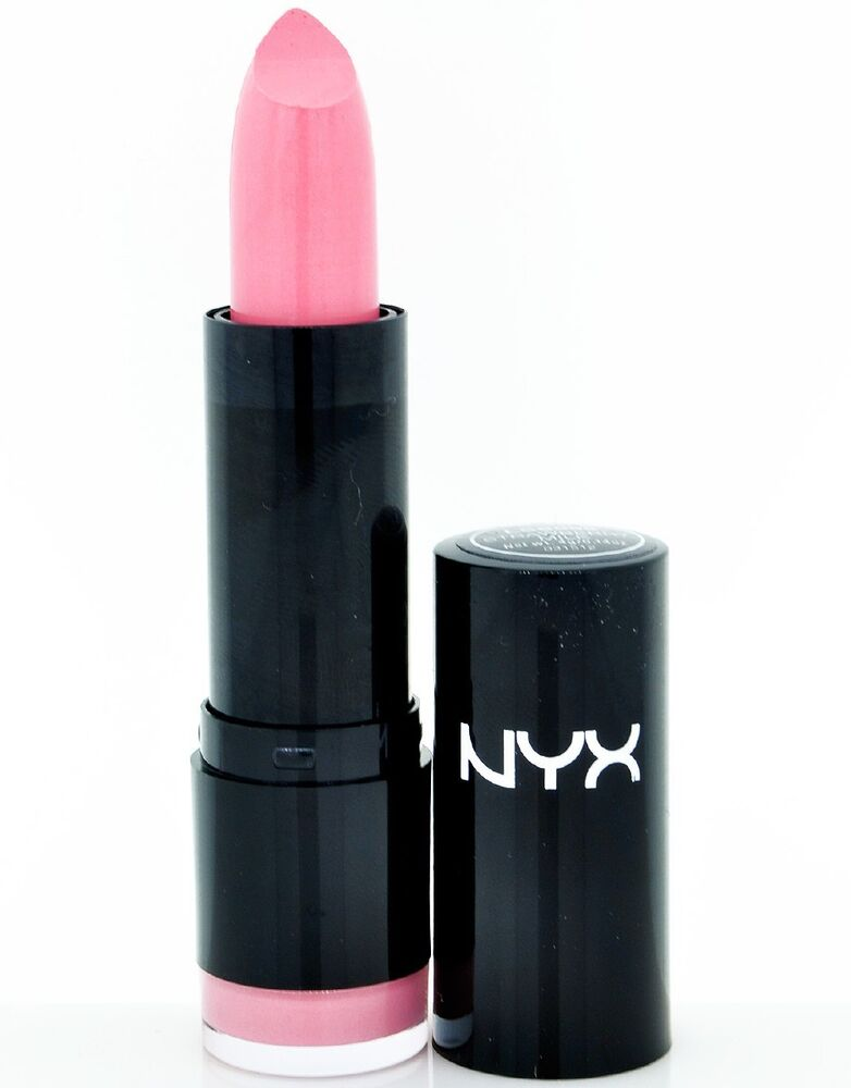 Nyx Lip Lingerie Makes A Great Dupe For The Kylie Jenner: NYX Round Lipstick - NX LSS595 Strawberry Milk Hs1989