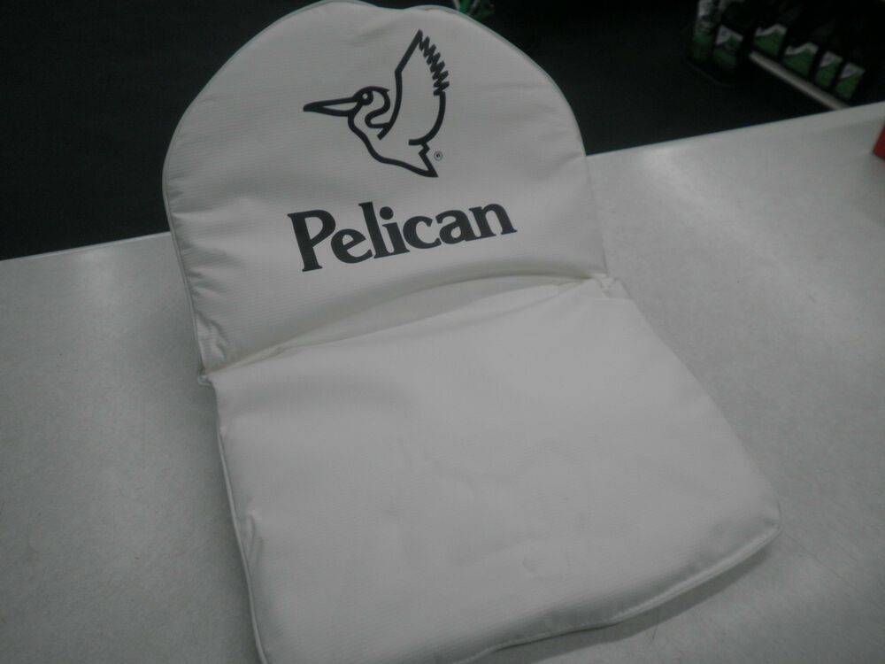 New Pelican Pedal Boat Slide On Seat Cushion Ebay