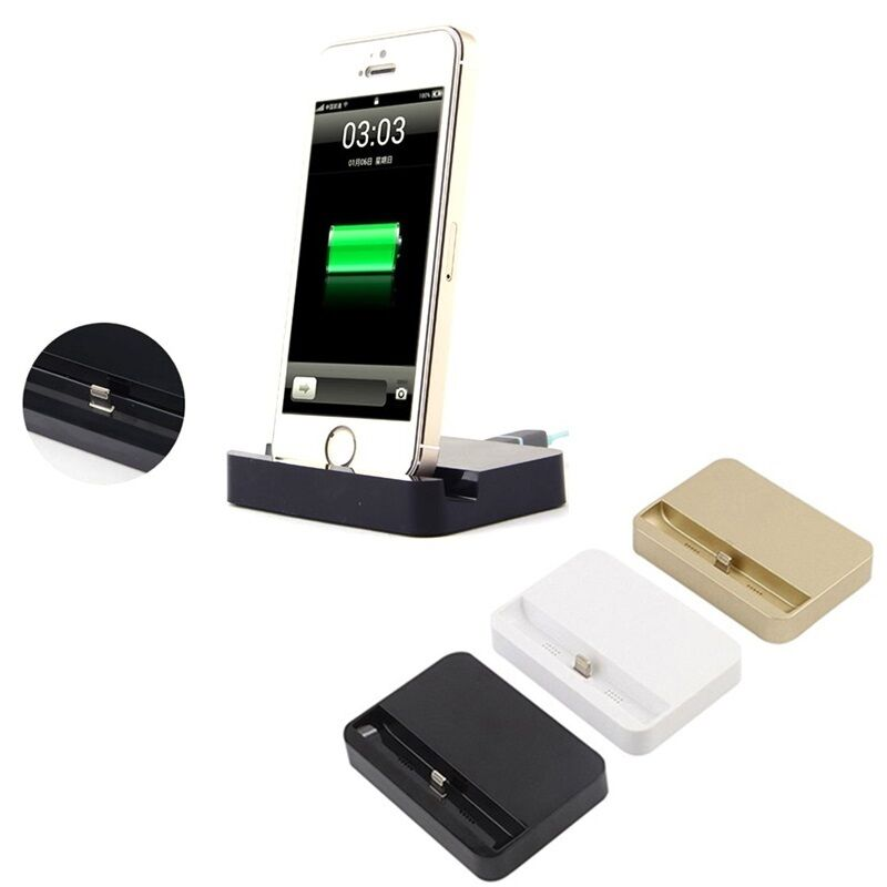 iphone 6 docking station charger dock station cradle charging sync stand for iphone 3077