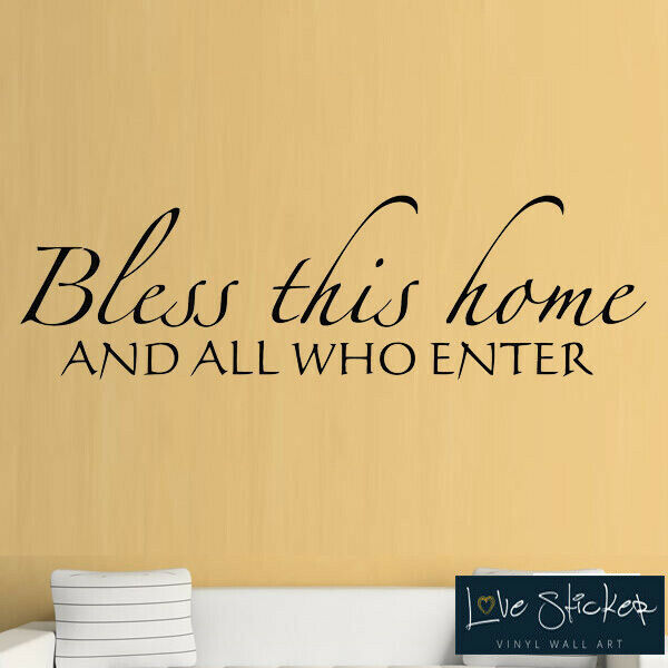 Awesome God Bless This Home Wall Decor Ideas - Wall Art Design ...