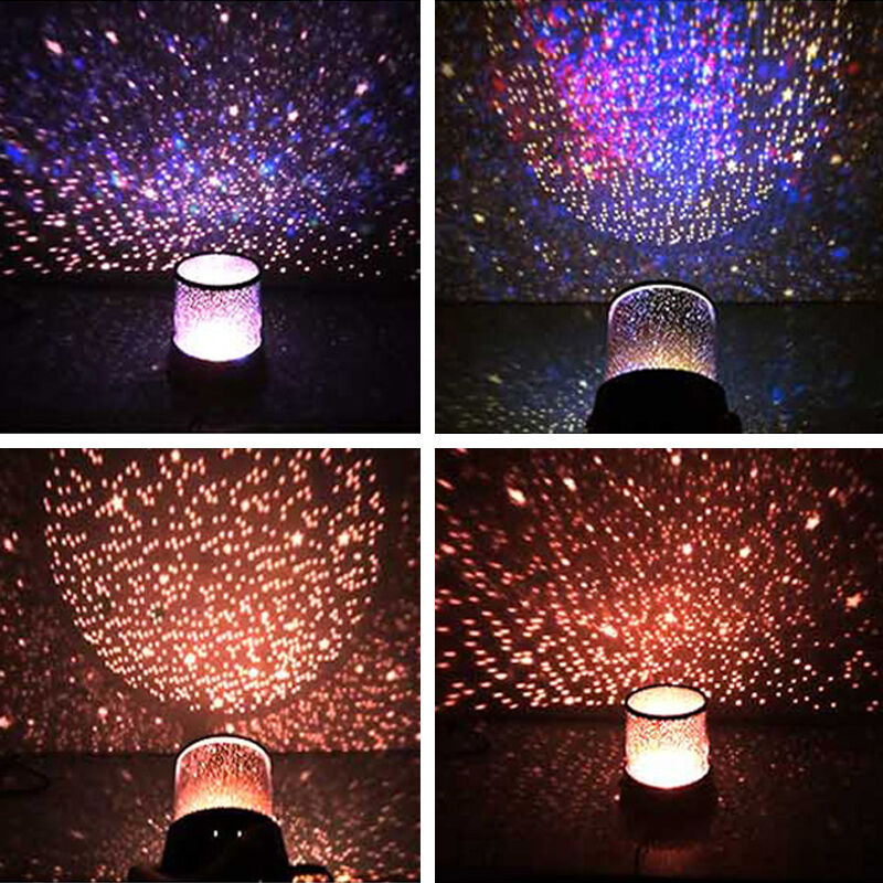 romatic cosmos sky star master projector led starry night light lamps child gift ebay. Black Bedroom Furniture Sets. Home Design Ideas
