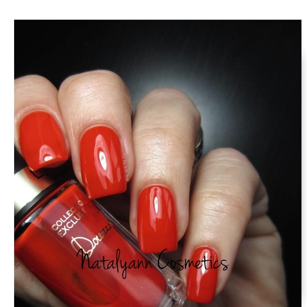 L\'Oreal Collection Nail Polish doutzen pure reds + FREE P&P | eBay
