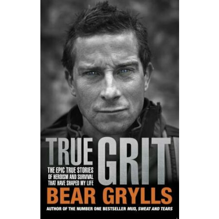 img-True Grit by Grylls, Bear Book The Cheap Fast Free Post