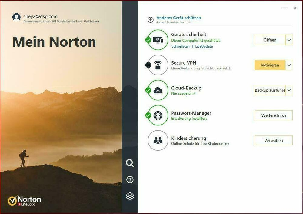 Norton antivirus 2017 up to2017 spt vista
