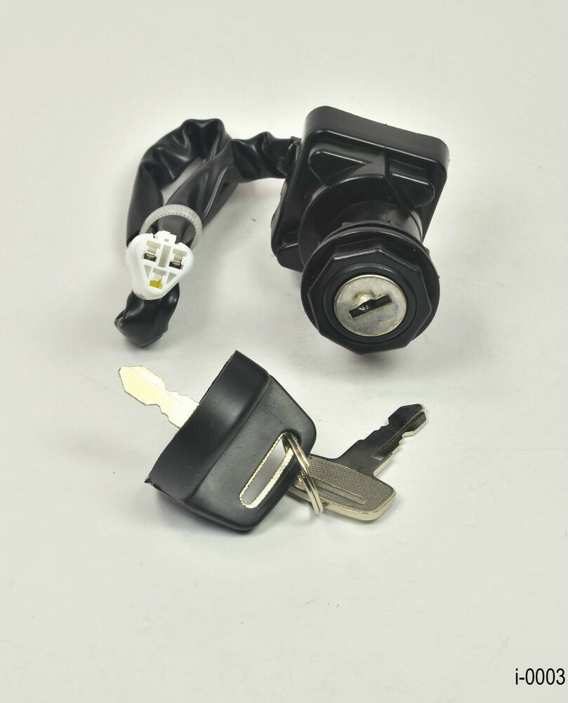 ignition key switch fits kawasaki 2003 kvf360 prairie 360. Black Bedroom Furniture Sets. Home Design Ideas