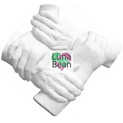 Kyпить Luna Bean Intertwined FAMILY HANDS DIY Casting Kit - Table Top Couples Friends на еВаy.соm