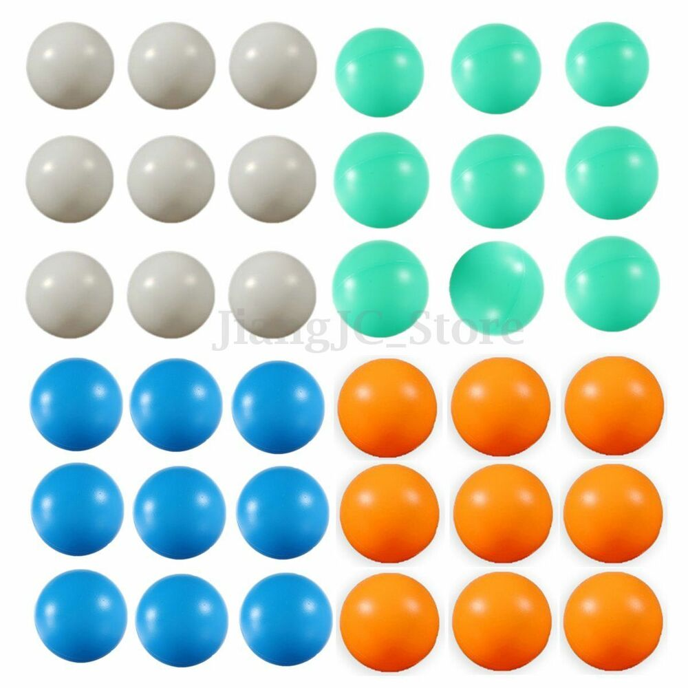 50 100x ping pong ball beer pong table tennis lucky dip for 100 table tennis balls