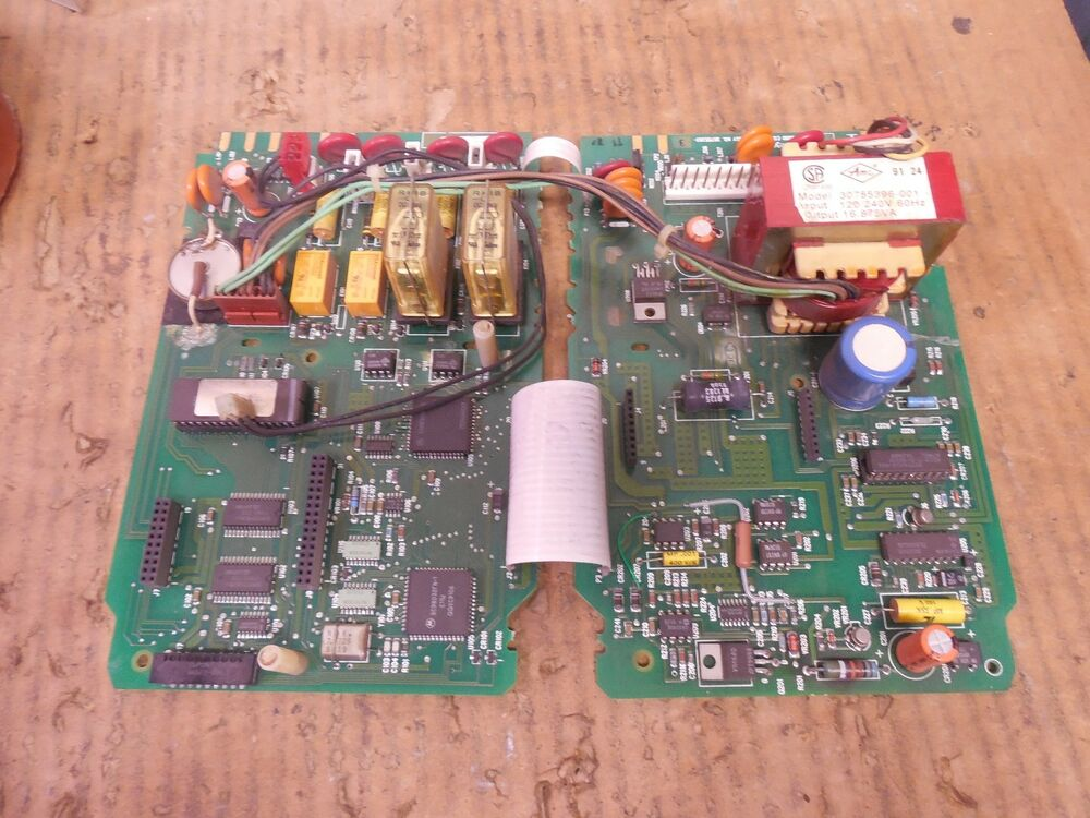Back Of Pc98do Keyboard Circuit Board Large Picture