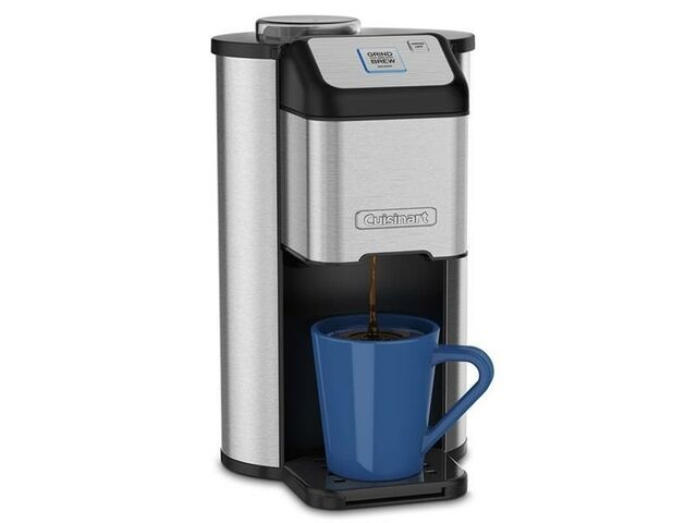 Cuisinart 16-oz. Grind and Brew Single Cup Coffee Maker eBay