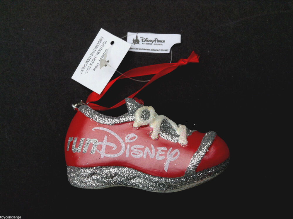 Red Shoe Christmas Ornament